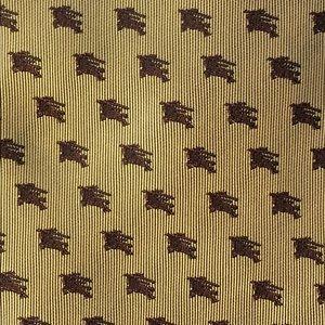 👔 Burberry London Silk Necktie